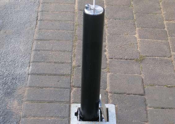 Round Telescopic Post