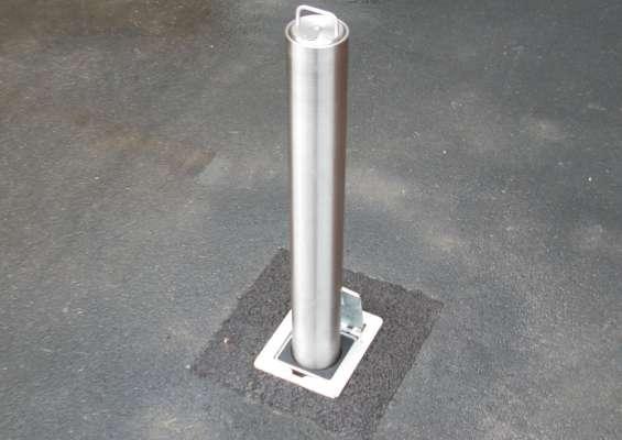 Telescopic Stainless Steel Bollard